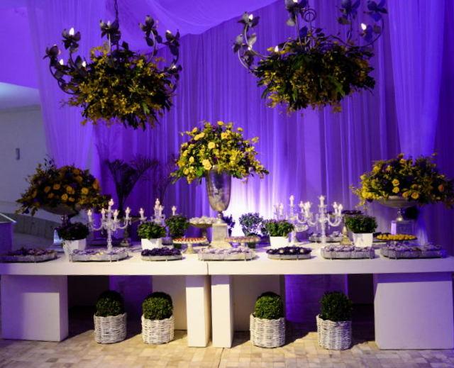 decoracao de sala lilas : decoracao de sala lilas:Casamento Amarelo e Lilás – Ana Paula e Omar » Espaço De La Cruz