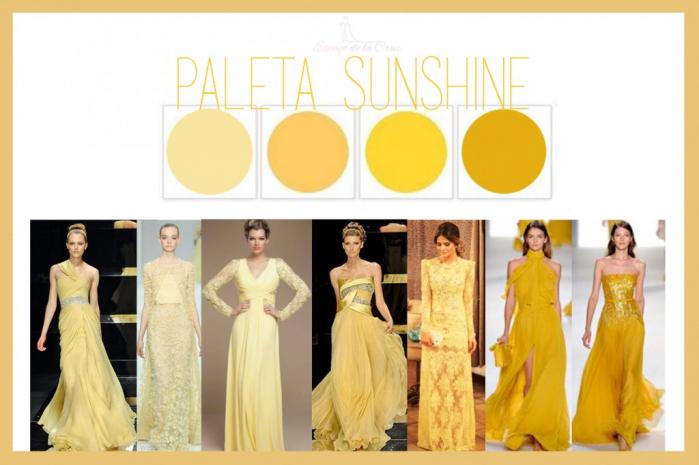 paleta amarela